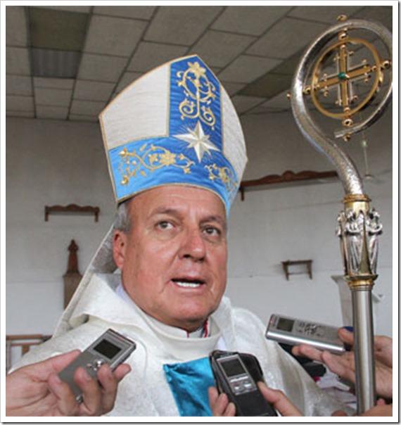 arzobispo de slp carlos cabrero