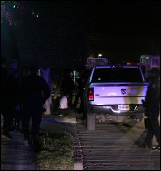 Asesinato de un policia estatal