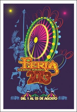FERIA OFICIAL Cartel 2013