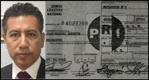 EXIGEN LA EXPULSION DE JUAN MANUEL SEGOVIA HERNANDEZ