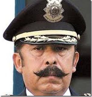 Teniente Alejandro Flores Baldera