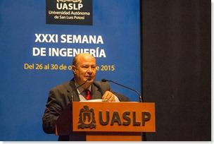 Rector de la UASLP