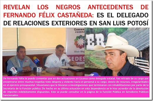 NOTICIAS EN LA CABECERA 2012
