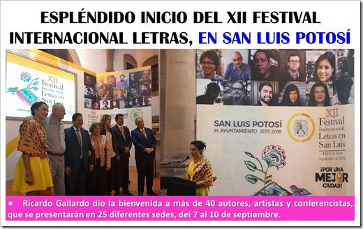 NOTICIAS EN LA CABECERA 2016