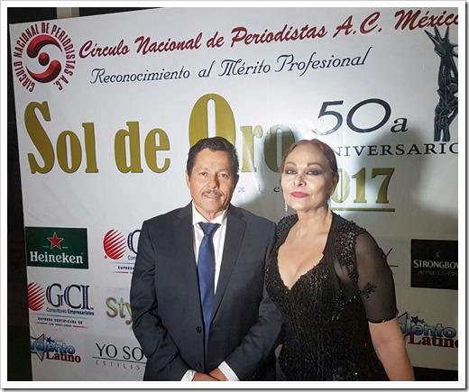 LIRGJ ASISTE AL CIRCULO NACIONAL DE PERIODISTAS AC 1