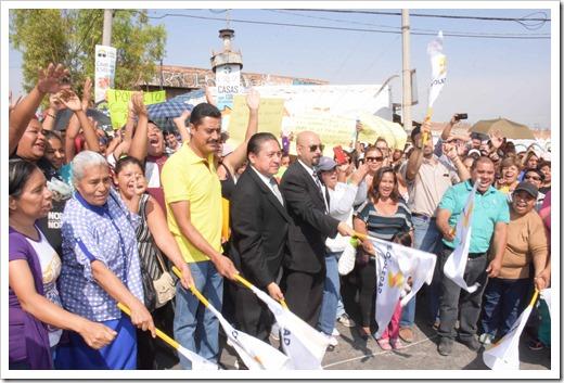 ARRANQUE OBRA CALLE ACAPULCO, TRAMO V AMADOR Y CALLE EUCALIPTOS (13)