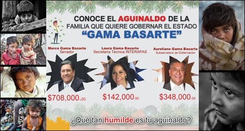 """""""QUE BONITA FAMILIA""""_ CONOCE LOS AGUINALDOS 2019, DE LOS HERMANOS GAMA BASARTE"""