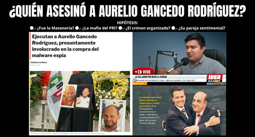 ¿QUIÉN ASESINÓ A, AURELIO GANCEDO RODRÍGUEZ_