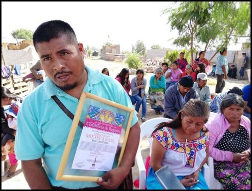 Indígenas presentan denuncia vs Xavier Nava (3)