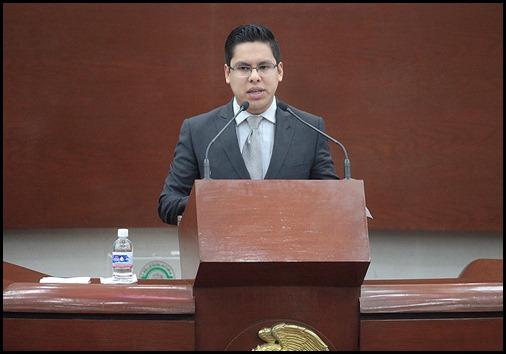 Dip. Edson de Jesús Quintanar Sánchez