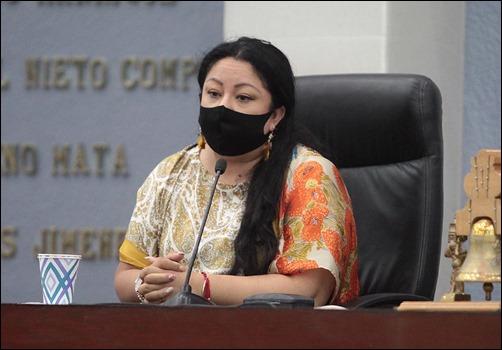 Dip. Alejandra Valdez Martínez