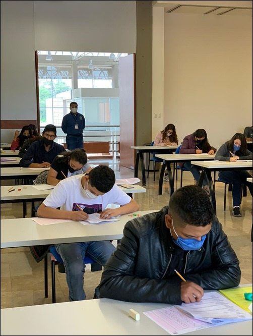 Segunda jornada de examen de admisión en la UASLP se llevó a cabo sin contratiempos (4)