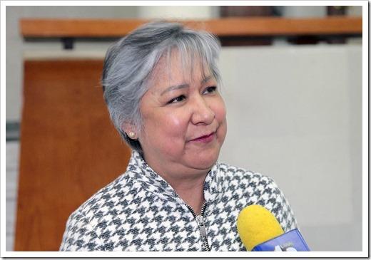 Dip. María del Consuelo Carmona Salas
