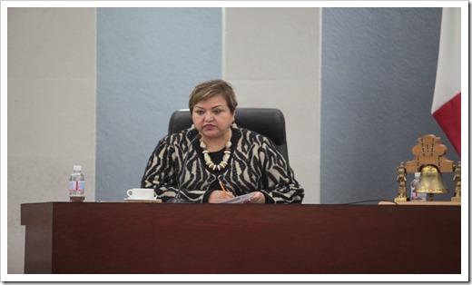 Dip. Martha Barajas García