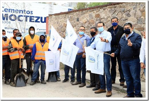 XNP EN EL ARRANQUE DE OBRAS 2