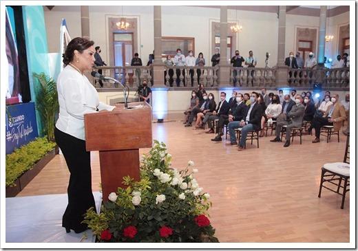 Dip. Sonia Mendoza Díaz.