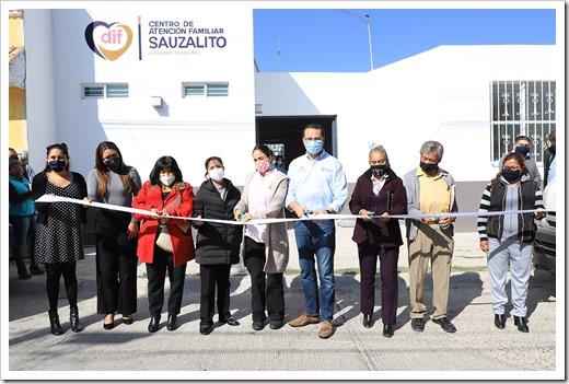 CENTRO DE ATENCIÓN FAMILIAR SAUZALITO 3