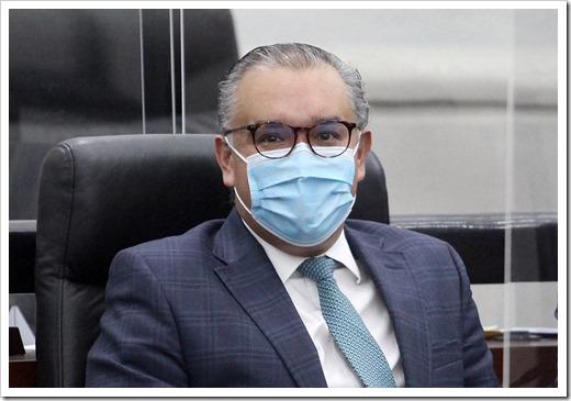 Dip. Héctor Mauricio Ramírez Konishi